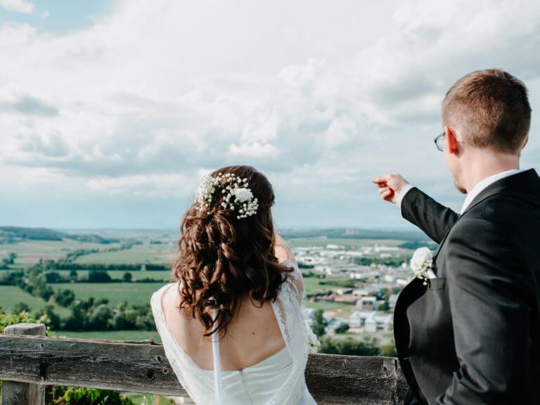 Hochzeit von Margot & Dustin