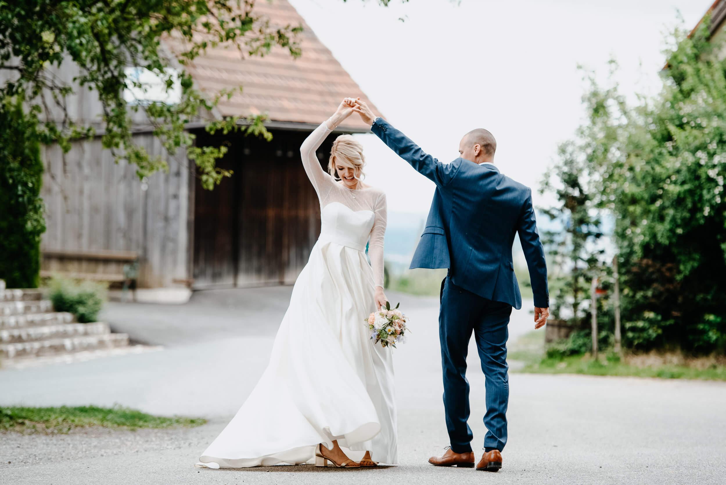 Hochzeit von Silvia & Andreas